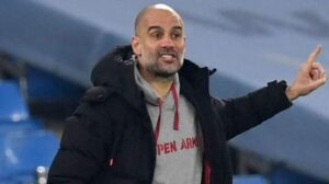 Man City 4-1 Wolves: Pep Guardiola says side 'came through hell'