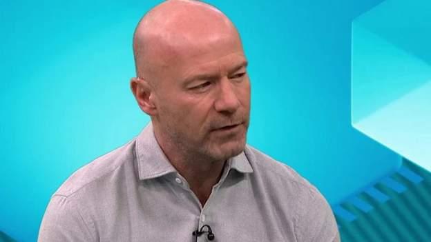 Alan Shearer's tribute to Glenn Roeder