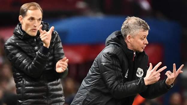 Man Utd, Chelsea & Liverpool