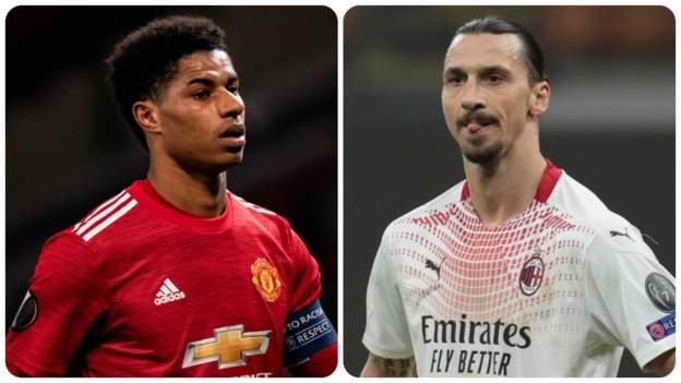 Europa League draw: Man Utd v AC Milan, Rangers v Prague, Arsenal v Olympiakos, Tottenham v Zagreb